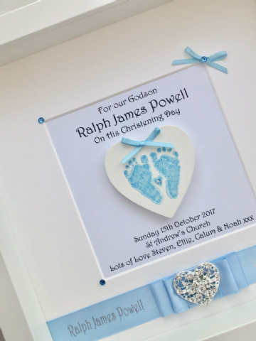 Personalised Godson Gift